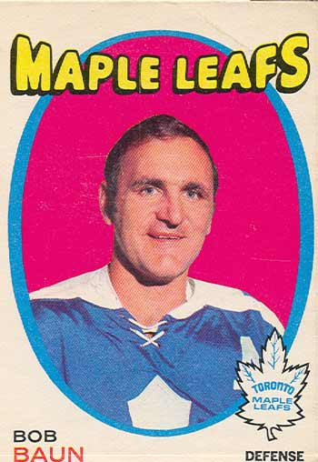 bobby baun on hockey cancer and the leafs