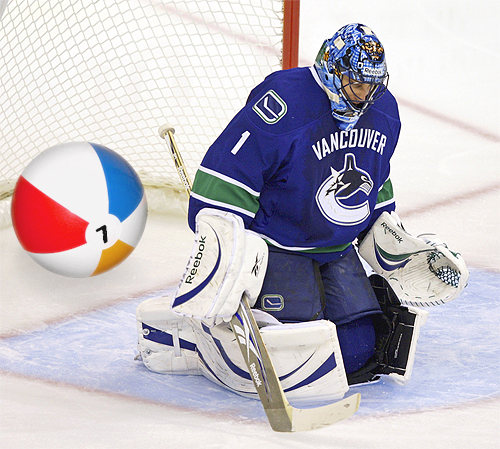 Luongo Beachball