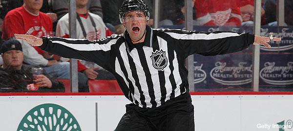 NHL Linesman