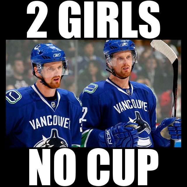 Vancouver canuck suck