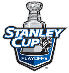 Logo for the Stanley Cup Playoffs